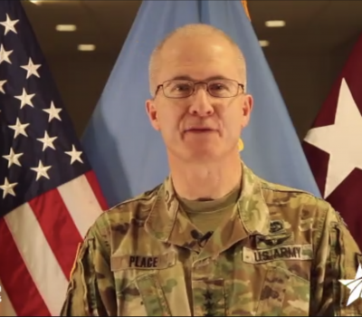 Defense Health Agency Director Army Lt. Gen. Ronald A. Place