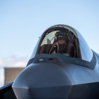 First ANG F-35 Pilot Graduates from USAF Weapons School