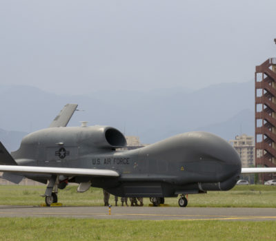 RQ-4 at Yokota