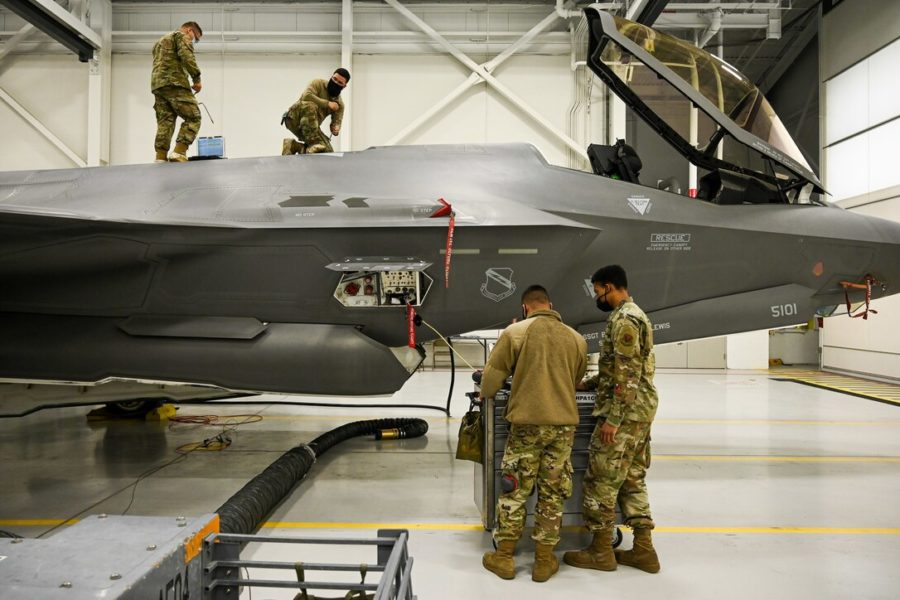 f-35 sustainment contract