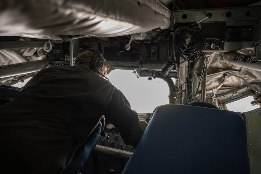 Operation Copper Arrow: Refueling the mission forward