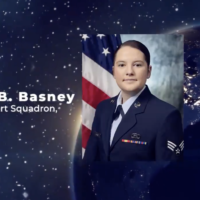 Senior Airman Cassidy B. Basney