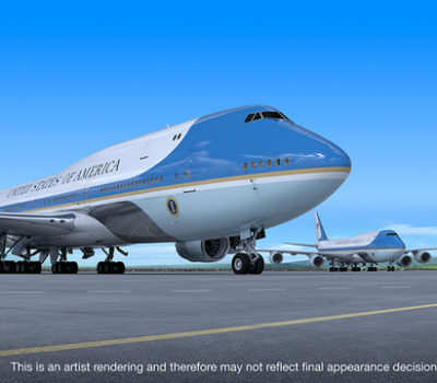 Boeing VC-25B Air Force One