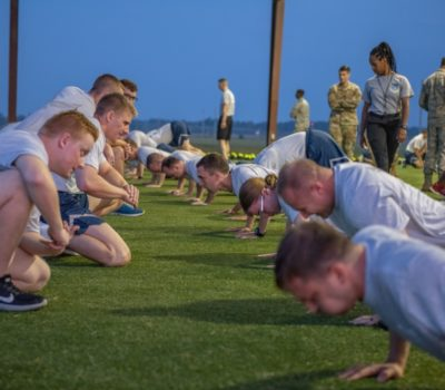 air force fitness test