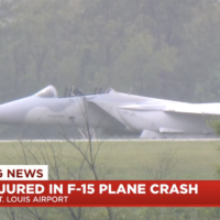 F-15 mishap near St. Louis