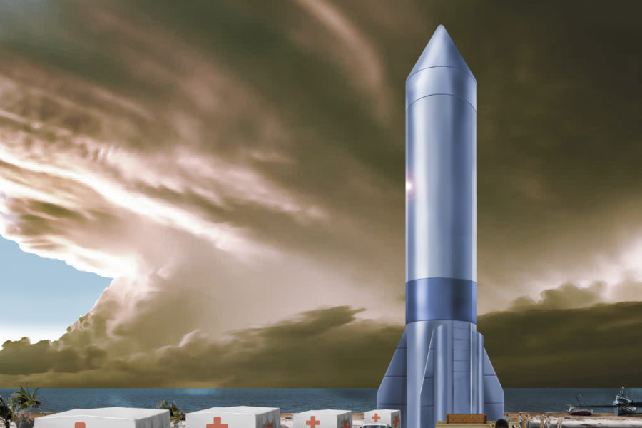 Rocket Cargo' Becomes Latest Vanguard Project To Get Priority from Air Force - Air Force Magazine