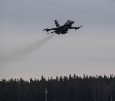 air force arctic exercise
