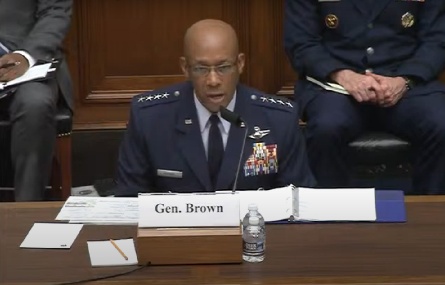 Brown: NGAD Will be a Multirole Fighter - Air Force Magazine