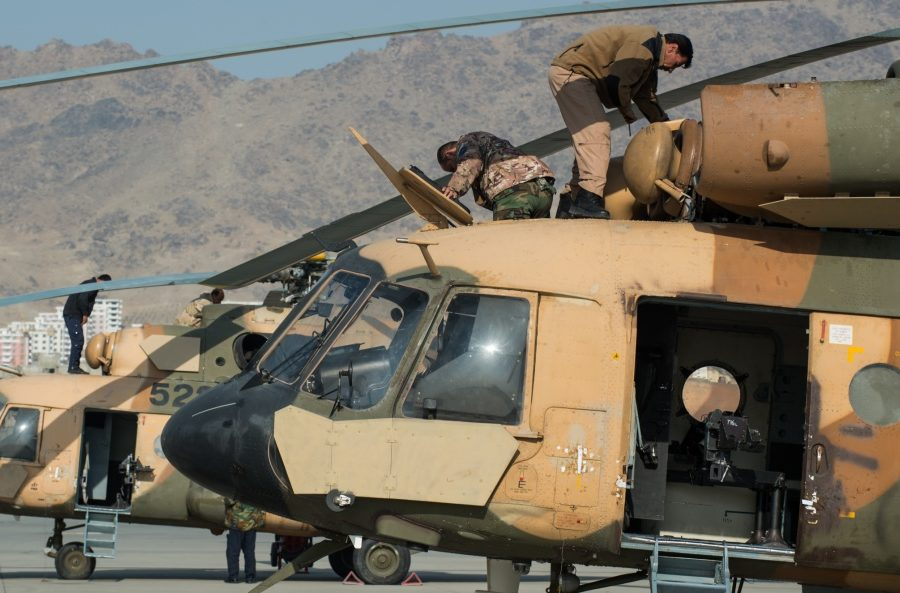 afghan air force readiness