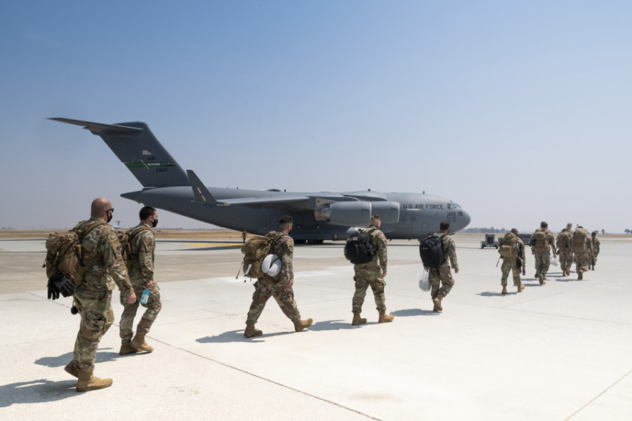 air force contingency response