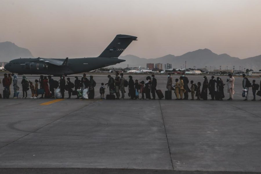 afghanistan airlift